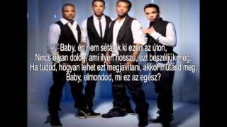 JLS - Talk It Out (Magyar)