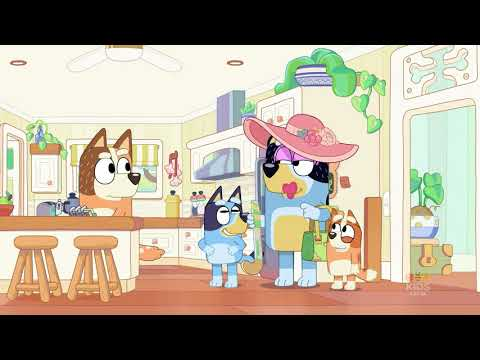 Video trailer för Bluey makes her ABC KIDS debut on Monday 1st October at 8am