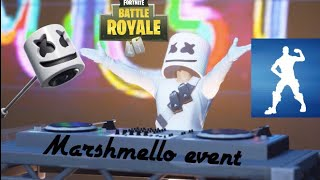 Marshmello Event - OMG best thing I've ever seen!!! - Ep. 9