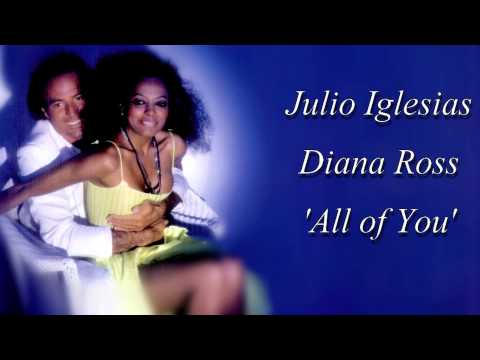 Julio Iglesias feat. Diana Ross - All of You [Instrumental]