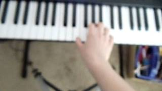 Closed Eyes Still Look Forward - Chiodos (piano TUTORIAL)