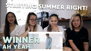 "MV REACTION | WINNER (위너) ""AH YEAH (아예)"""