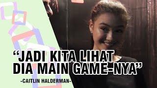 Caitlin Halderman Tak Mainkan Game Dreadout Karena Takut