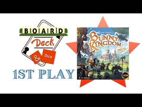 Bunny Kingdom - 1st Play