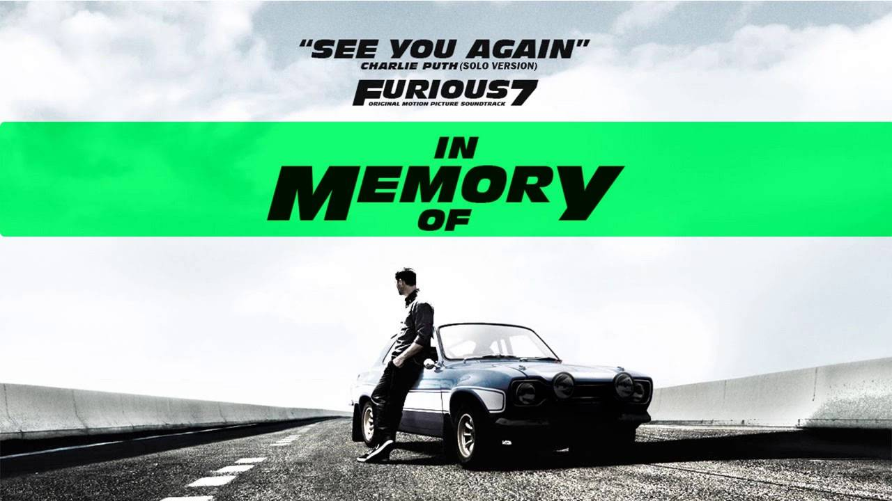 Download Mp3 Charlie Puth See You Again Solo http