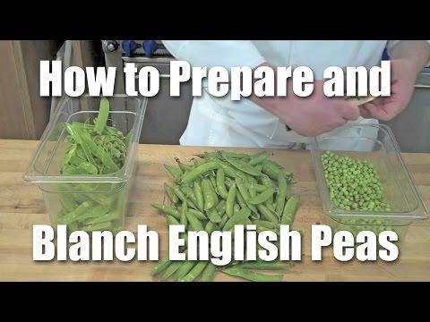 Πως να προετοιμάσετε τον φρέσκο αρακά