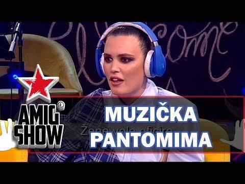 Muzička Pantomima - Ami G Show S12 - E14