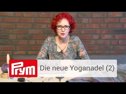 Lerne mit Daniela & der neuen Yoga-Zopfmusternadel eine Jacke für Mutter und Kind stricken