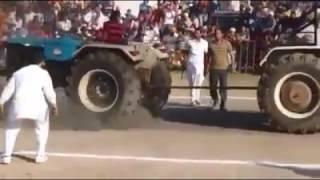 tractor tochan swaraj 855