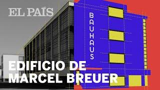 Edificio De Marcel Breuer, De La Bauhaus, Explorado En Realidad Aumentada | ICON DESIGN
