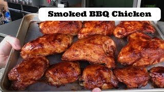 Gambar cover Smoked BBQ Chicken | How to BBQ chicken recipe