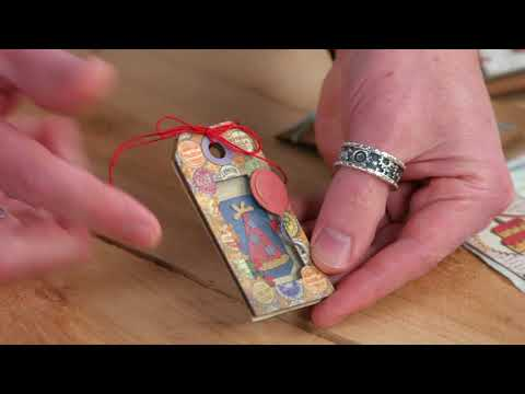 Get the Inside Scoop on Side-Order Sets with Tim Holtz  | Sizzix