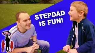 Supernanny | Dad Wants to Discipline His Step-Son