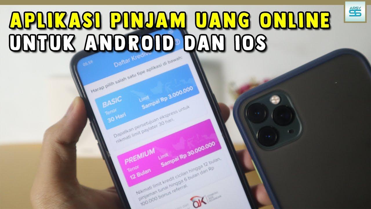 Aplikasi Pinjam Uang Online Untuk Android & IOS - Pinjaman ...