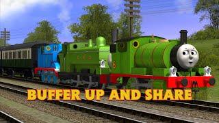 Roll Along 🎵   Trainz Music Video   Thomas & Friends