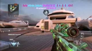 Black Ops 2 Mod Menu Fun Online #2 - Aimbot Trickshotting! COD BO2 Mods