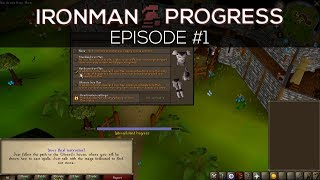 OSRS | BEGINNINGS OF A HCIM (This is what you Wanted!)