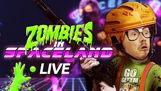 Zombies In Spaceland - Live w/Syndicate! (Infinite Warfare Zombies)