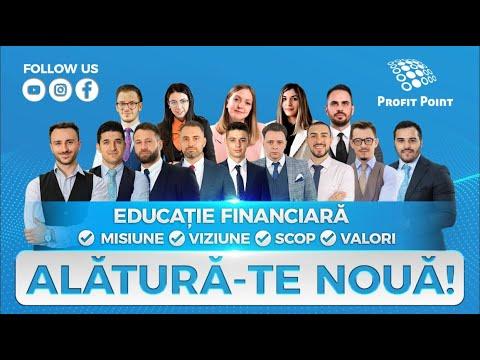 Profit Point - Misiune, Viziune, Scop si Valori - Profit Point Romania - Educatie Financiara 2021
