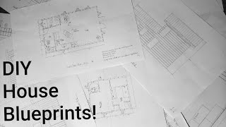 Can You Draw Your Own Blueprints?? (DIY Home Design)