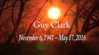 Tribute to Guy Clark