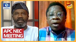 APC Members Disagree Over Outcome Of NEC Meeting