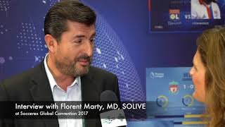 Interview with Florent Marty, Managing Director, Solive