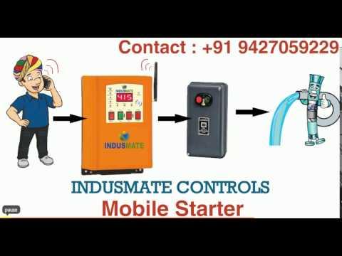 Cell Phone Motor Starter
