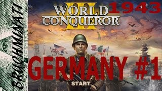Germany 1943 Conquest #1 World Conqueror 3