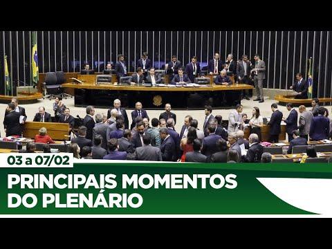 Deputados rejeitam suspensão do mandato de Wilson Santiago - 07/02/2020