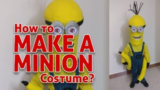 How To Make A Minion Costume For Children?