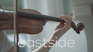 Eastside   Halsey, Khalid & Benny Blanco   Cover (Violin)