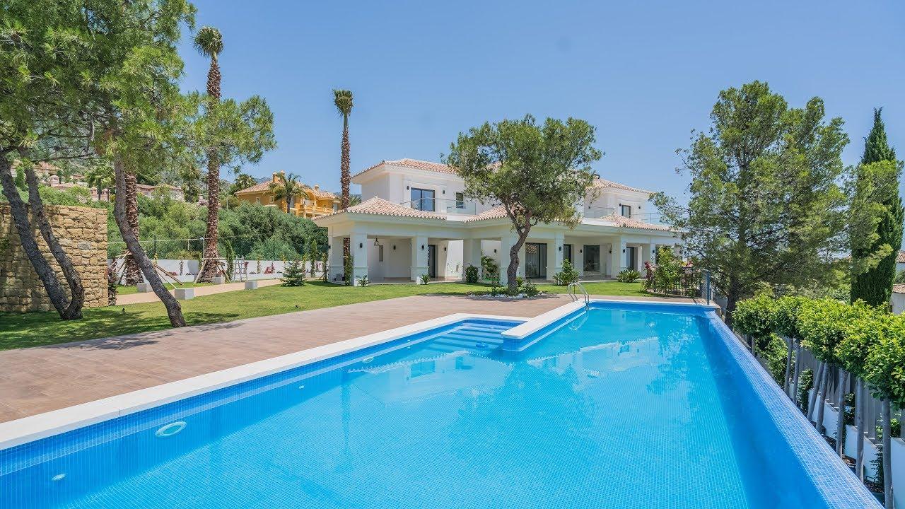 Villa  till salu i   Sierra Blanca, Marbella Golden Mile