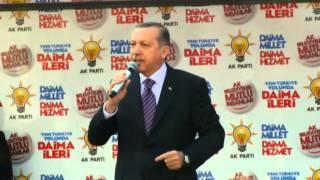 preview picture of video 'Başbakan Recep Tayyip Erdoğan Ak Parti Burdur Mitingi FULL KALİTE LOGOSUZ 27.02.2014'