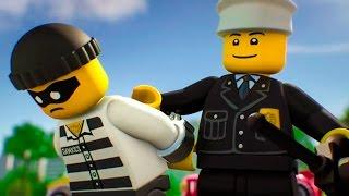 МАШИНКИ. Мультфильмы про Машинки. LEGO City - Полиция   Серия 2
