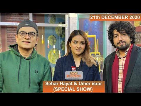 Good Morning With Dr Ejaz Waris 21 December 2020 | Kohenoor News Pakistan