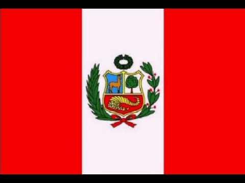 Himno Nacional Peruano (sexta estrofa)