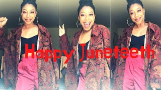 HAPPY JUNETEETH PLAYLIST !!