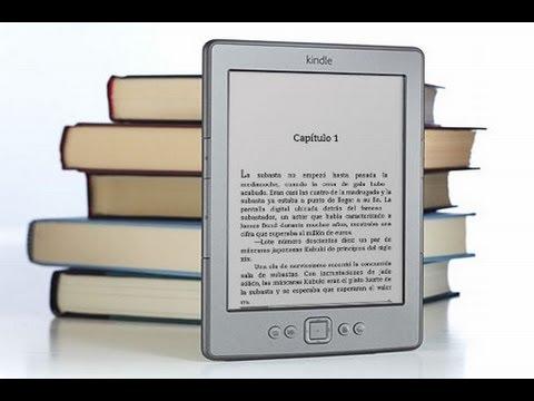 Amazon bajará el precio de sus 'eBooks'