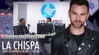 STEVEN SALVE EN COLMUNDO RADIO
