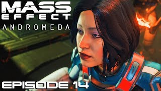 Mass Effect: Andromeda - Ep 14 - Infos sur Méridiane - Let's Play FR ᴴᴰ