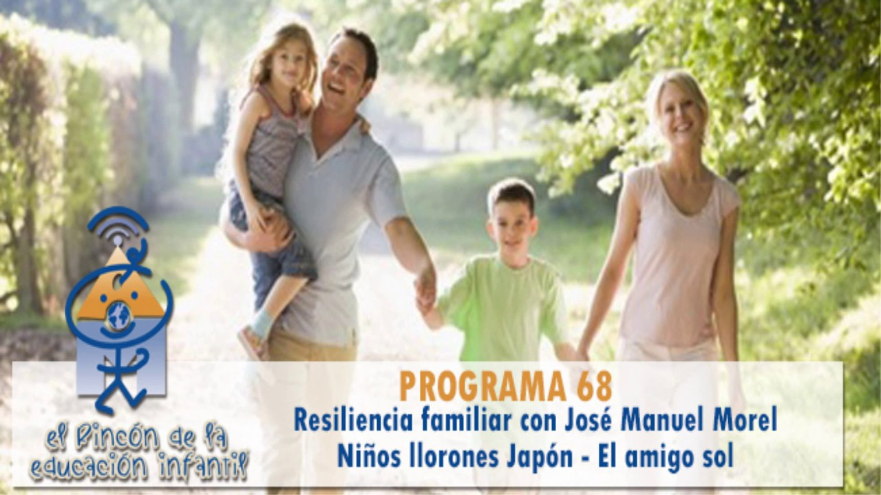 Resiliencia familiar - Niños llorones Japón - El amigo sol (p68)