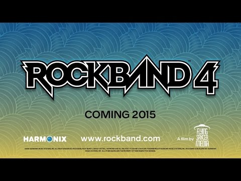 Rock Band 4 - Announcement Trailer thumbnail