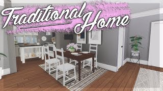 The Sims 4: Let's Decorate // Traditional Home (Collab w/ The Sims