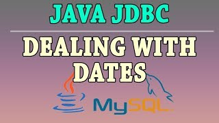 Java JDBC Dealing with Date, Time and Timestamp