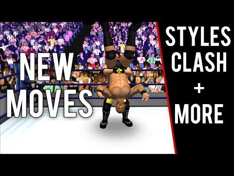 WR3D New Moves (WR3D 2K19) - смотреть онлайн на Hah Life