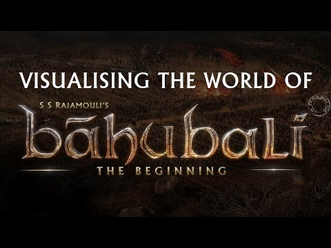 Baahubali: The Beginning Making of - Visualising