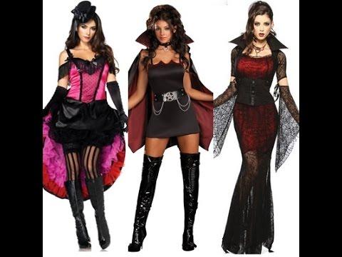 DISFRAZ DE VAMPIRA   Look sexy Halloween