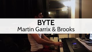 """Byte"" - Martin Garrix & Brooks - Piano Cover - Niko Kotoulas"