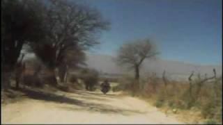 preview picture of video 'Viaje en moto Novena parte Cafayate Chilecito'
